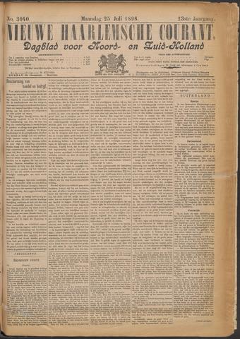 Nieuwe Haarlemsche Courant 1898-07-25