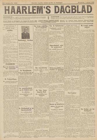 Haarlem's Dagblad 1926-01-07
