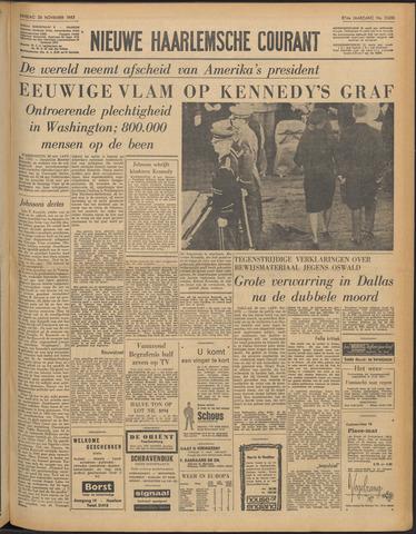 Nieuwe Haarlemsche Courant 1963-11-26