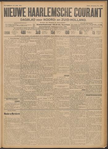 Nieuwe Haarlemsche Courant 1910-01-27