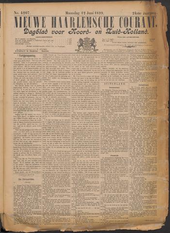 Nieuwe Haarlemsche Courant 1899-06-12