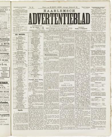 Haarlemsch Advertentieblad 1882-07-22