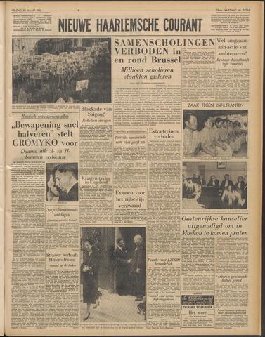 Nieuwe Haarlemsche Courant 1955-03-25