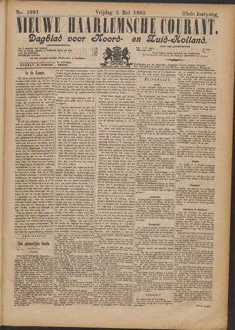 Nieuwe Haarlemsche Courant 1905-05-05