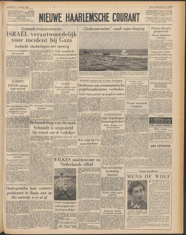 Nieuwe Haarlemsche Courant 1955-03-07