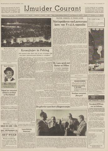 IJmuider Courant 1959-09-30