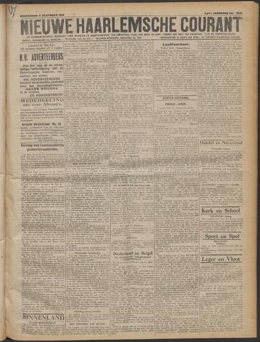 Nieuwe Haarlemsche Courant 1919-12-11