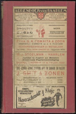 Adresboeken Haarlem 1927