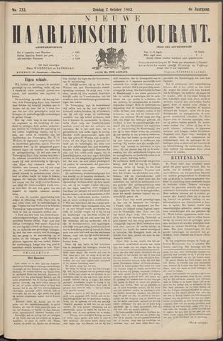 Nieuwe Haarlemsche Courant 1883-10-07