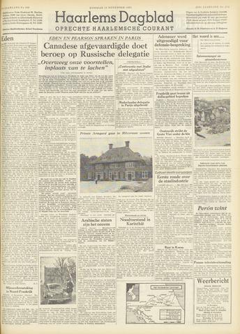Haarlem's Dagblad 1951-11-13
