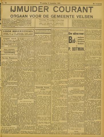 IJmuider Courant 1921-08-03