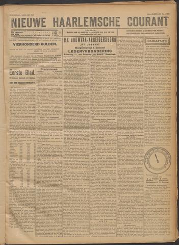 Nieuwe Haarlemsche Courant 1922-01-04