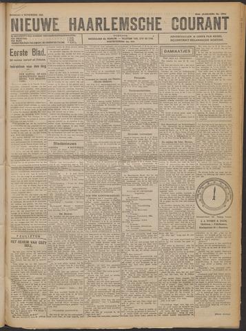 Nieuwe Haarlemsche Courant 1921-11-08