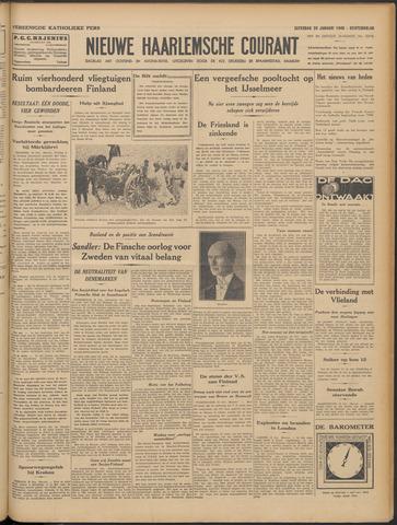 Nieuwe Haarlemsche Courant 1940-01-20