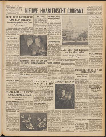 Nieuwe Haarlemsche Courant 1950-05-13