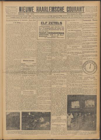 Nieuwe Haarlemsche Courant 1927-07-07