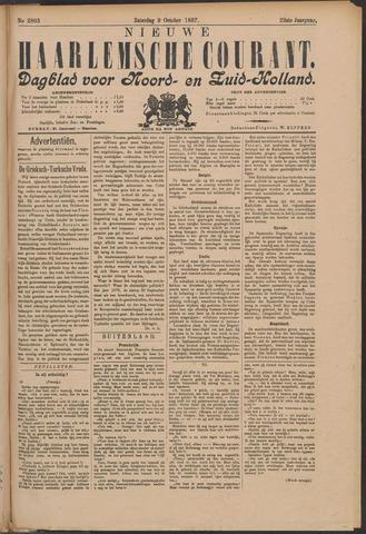 Nieuwe Haarlemsche Courant 1897-10-09