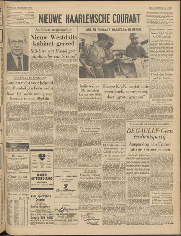 Nieuwe Haarlemsche Courant 1962-12-12