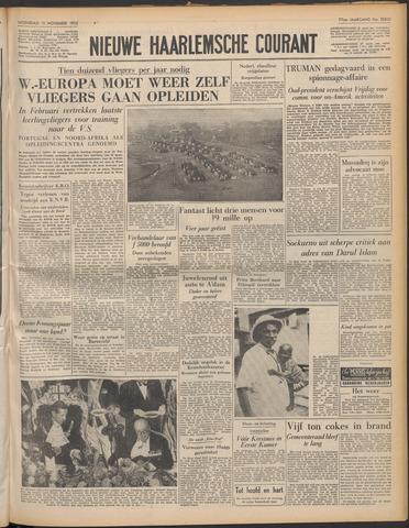 Nieuwe Haarlemsche Courant 1953-11-11