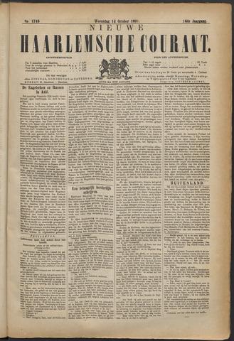 Nieuwe Haarlemsche Courant 1891-10-14