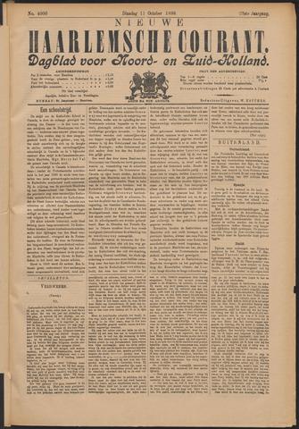 Nieuwe Haarlemsche Courant 1898-10-11