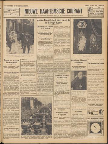 Nieuwe Haarlemsche Courant 1939-04-24