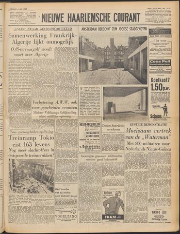 Nieuwe Haarlemsche Courant 1962-05-04