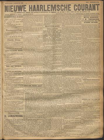 Nieuwe Haarlemsche Courant 1918-08-08