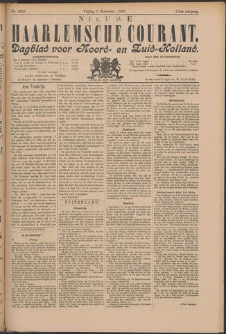 Nieuwe Haarlemsche Courant 1897-11-05