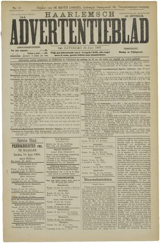 Haarlemsch Advertentieblad 1900-06-23