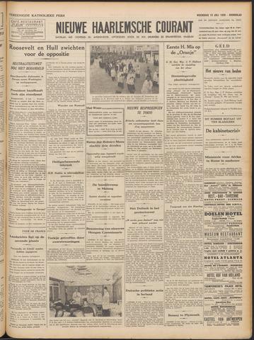 Nieuwe Haarlemsche Courant 1939-07-19