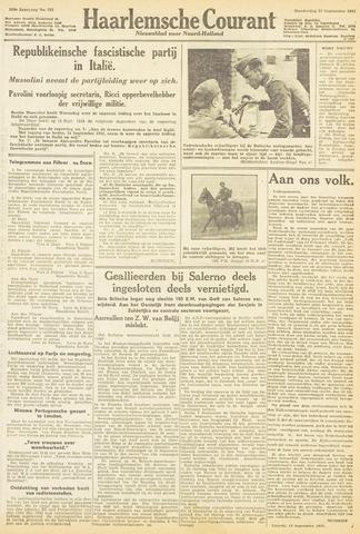 Haarlemsche Courant 1943-09-16