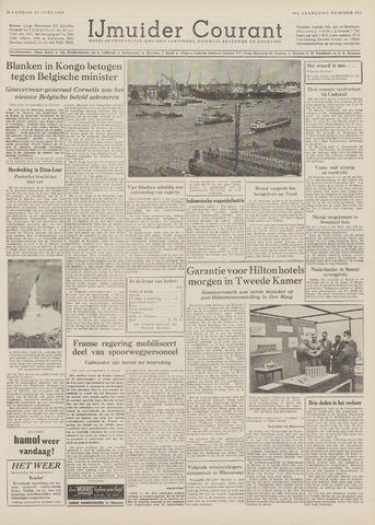 IJmuider Courant 1959-06-15