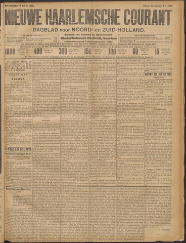 Nieuwe Haarlemsche Courant 1910-10-08