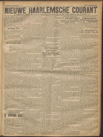 Nieuwe Haarlemsche Courant 1918-04-16