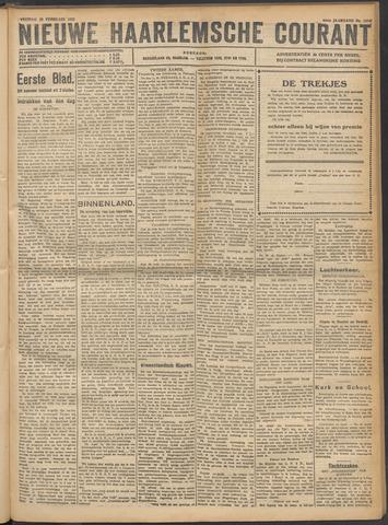Nieuwe Haarlemsche Courant 1921-02-25