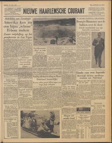 Nieuwe Haarlemsche Courant 1957-06-25