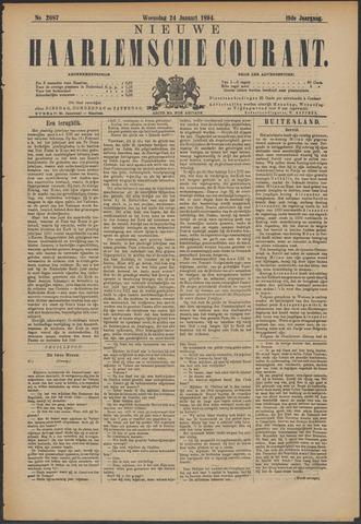 Nieuwe Haarlemsche Courant 1894-01-24