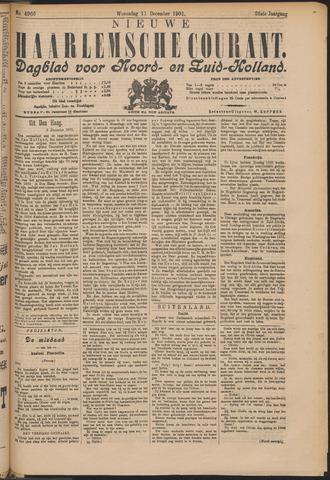 Nieuwe Haarlemsche Courant 1901-12-11