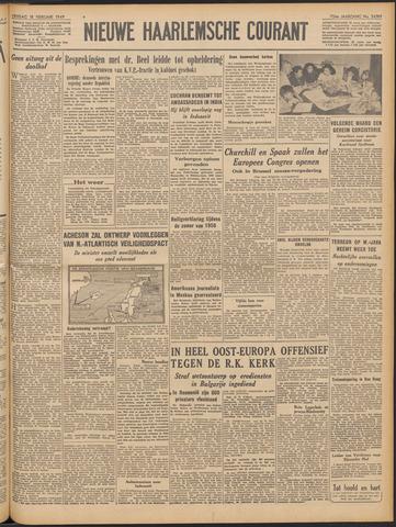 Nieuwe Haarlemsche Courant 1949-02-18