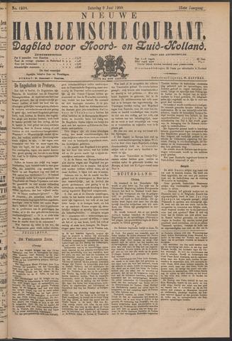 Nieuwe Haarlemsche Courant 1900-06-09