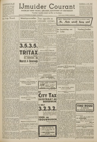 IJmuider Courant 1939-05-06