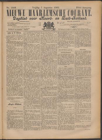 Nieuwe Haarlemsche Courant 1903-08-07