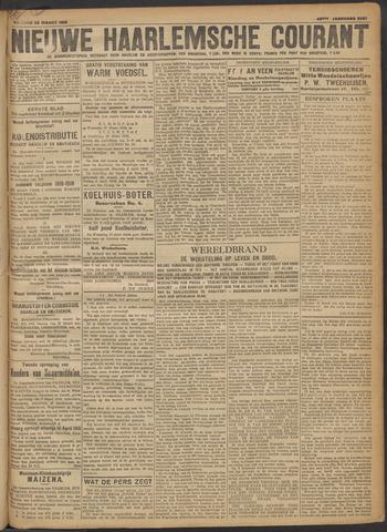 Nieuwe Haarlemsche Courant 1918-03-26