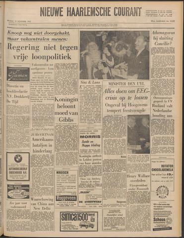 Nieuwe Haarlemsche Courant 1965-11-19