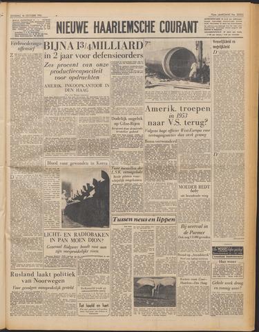 Nieuwe Haarlemsche Courant 1951-10-16