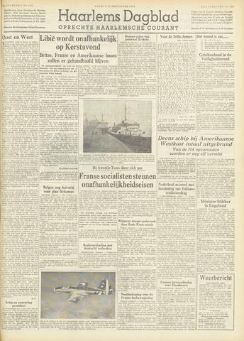 Haarlem's Dagblad 1951-12-21