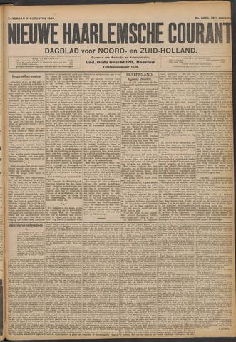 Nieuwe Haarlemsche Courant 1907-08-03