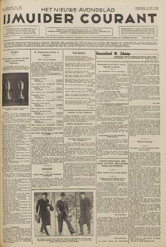 IJmuider Courant 1938-09-14