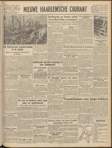 Nieuwe Haarlemsche Courant 1949-05-16